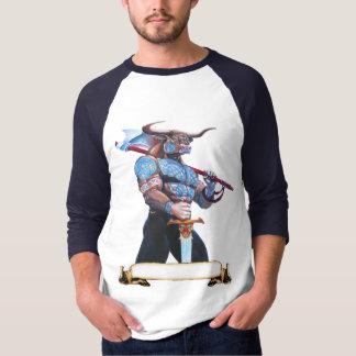 Daedalus Minotaur von Kreta T-Shirt