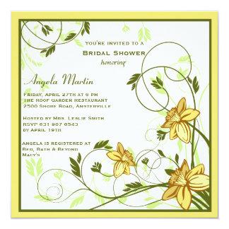 Daffodills Einladung