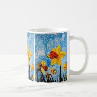 Daffy Daffs der Frühlings-Tasse Kaffeetasse