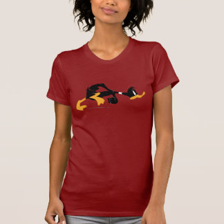 DAFFY très fâché DUCK™ T-shirt