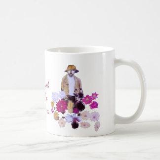 Dahlie-Gärtner Kaffeetasse