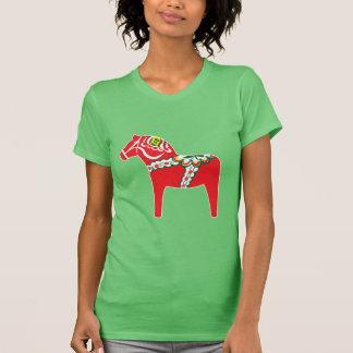 Dalahäst   Dala Pferd T-Shirt