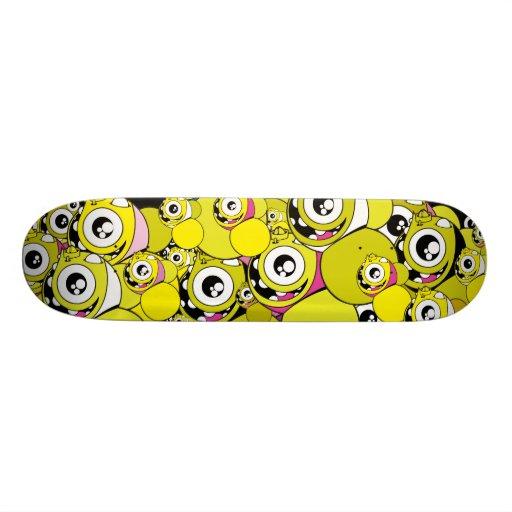 """Dalek """"observe """" skateboard  20 cm"""