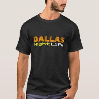 Dallas-Nachtleben T-Shirt