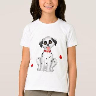 Dalmatinische Herzen T-Shirt