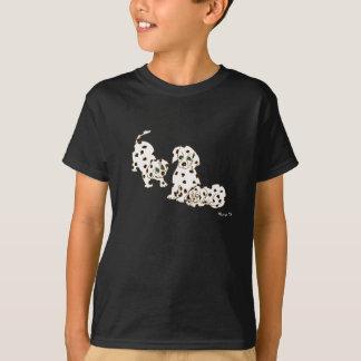 Dalmatinischer Welpen-KinderT - Shirt