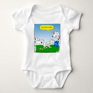 dalmation 613 Katzen-Cartoon Baby Strampler