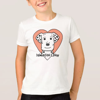Dalmation Liebhaber T-Shirt