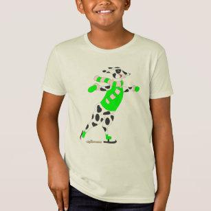 Dalmation Skater T-Shirt