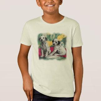 Dalmation Welpen T-Shirt