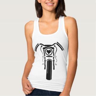 Dame Angel Heart Bike Tank