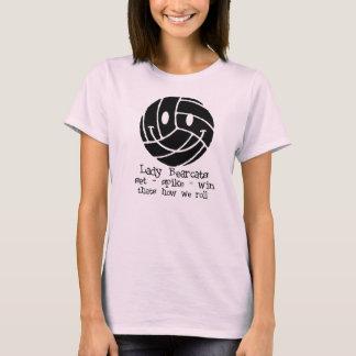 Dame Bearcat Volleyball Tshirt