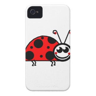 Dame Bug iPhone 4 Cover