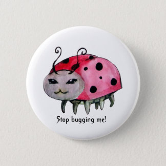 Dame Buggy Runder Button 5,7 Cm