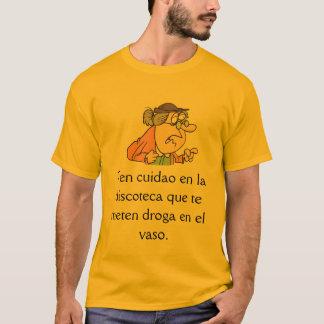 Dame Drogen T-Shirt