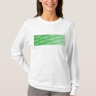 Damen-amerikanischer KleiderKapuzenpulli T-Shirt