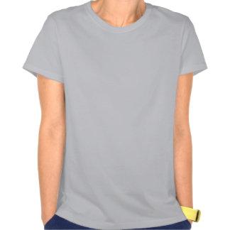Damen-Augen-Peitschen und Lippenstift-Kuss Shirt