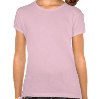 Damen-Augen-Peitschen und Lippenstift-Kuss T Shirt
