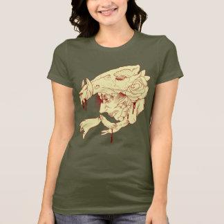 Damen H1N1 T-Shirt