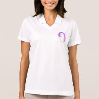 """Damen-Shirt """"Igel"""" Polo Shirt"""