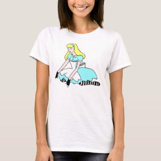 Damen-T - Shirt-Alice im Wunderland T-Shirt