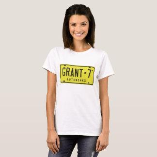 Damen-T - Shirt des Logo-G7