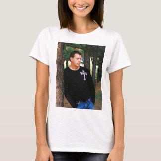 Damen-T - Shirt Ronnie Lawson