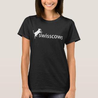 Damen T - Shirt schwarz