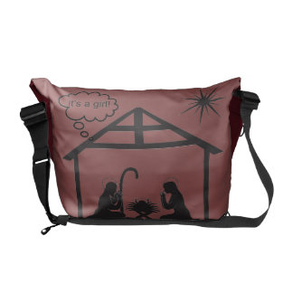Damen-Tasche Kuriertasche