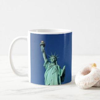 Damen von Amerika Kaffeetasse