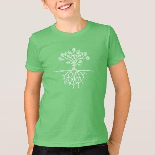 Damit Liebe KinderShirt wächst T-Shirt