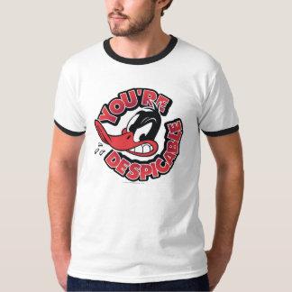 DÄMLICHE DUCK™ - Sie sind schändlich T-Shirt