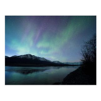 Dämmerungs-Aurora Postkarte