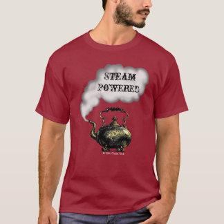 Dampf angetriebener T - Shirt