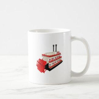 Dampf-Boot Kaffeetasse