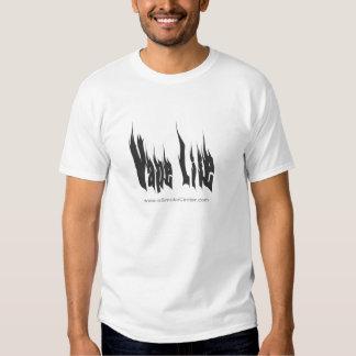 Dampf-Leben - gotische Schrift Hemd