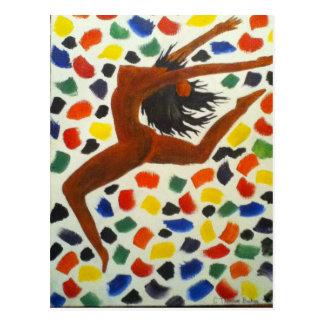 Dancer.jpg Postkarte