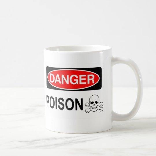 DANGER29 KAFFEETASSE