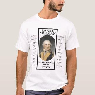 Danial Morgan Unabhängigkeits-Ausflug T-Shirt