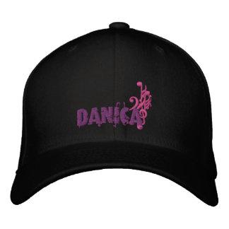 Danicas Musik Bestickte Mütze