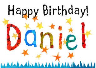 Daniel Geburtstag Geschenke Zazzle Ch