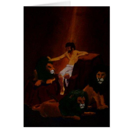 Daniel in der Höhle der Löwen Karte