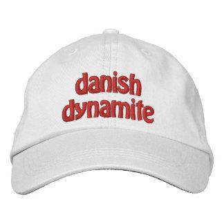 Dänisches Dynamit Bestickte Mützen
