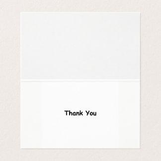 Dankbarkeit danken Ihnen Karten