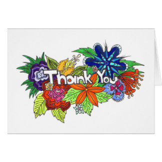 Dankbarkeit No.107 Grußkarte
