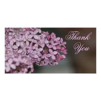 Danke Blumen Bildkarten