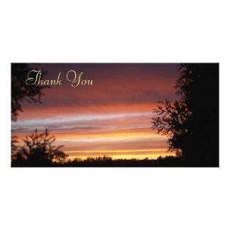Danke Photogrußkarten