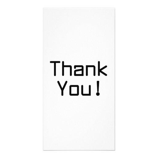 Danke Fotogrußkarten