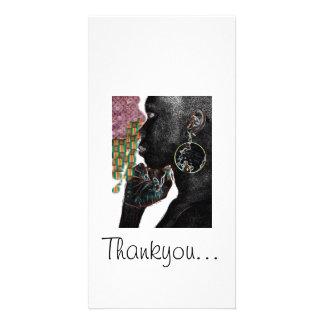 Danke… Individuelle Fotokarten