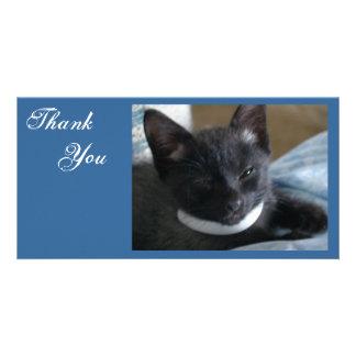 Danke Kitty-Fotokarten